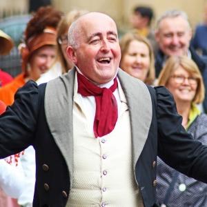 Austen Undone! – Theatrical Comedy Walk