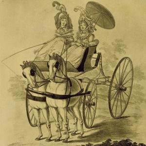 Your carriage awaits – minibus tour of Bath