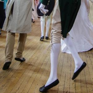 As danced at Bath – Beginners Dance Workshop