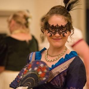 Regency Costumed Masked Ball