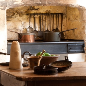 Kitchens and Cooking in Jane Austen's England - talk and tour